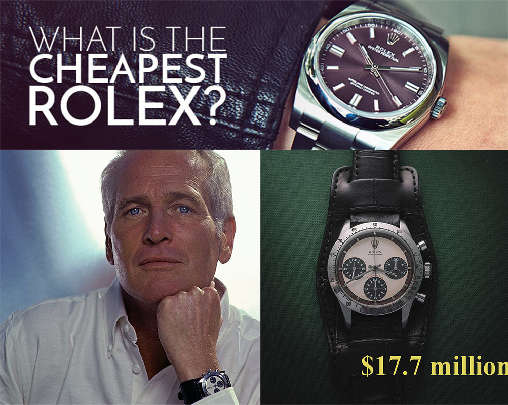 The Night and Day of Rolex Watches