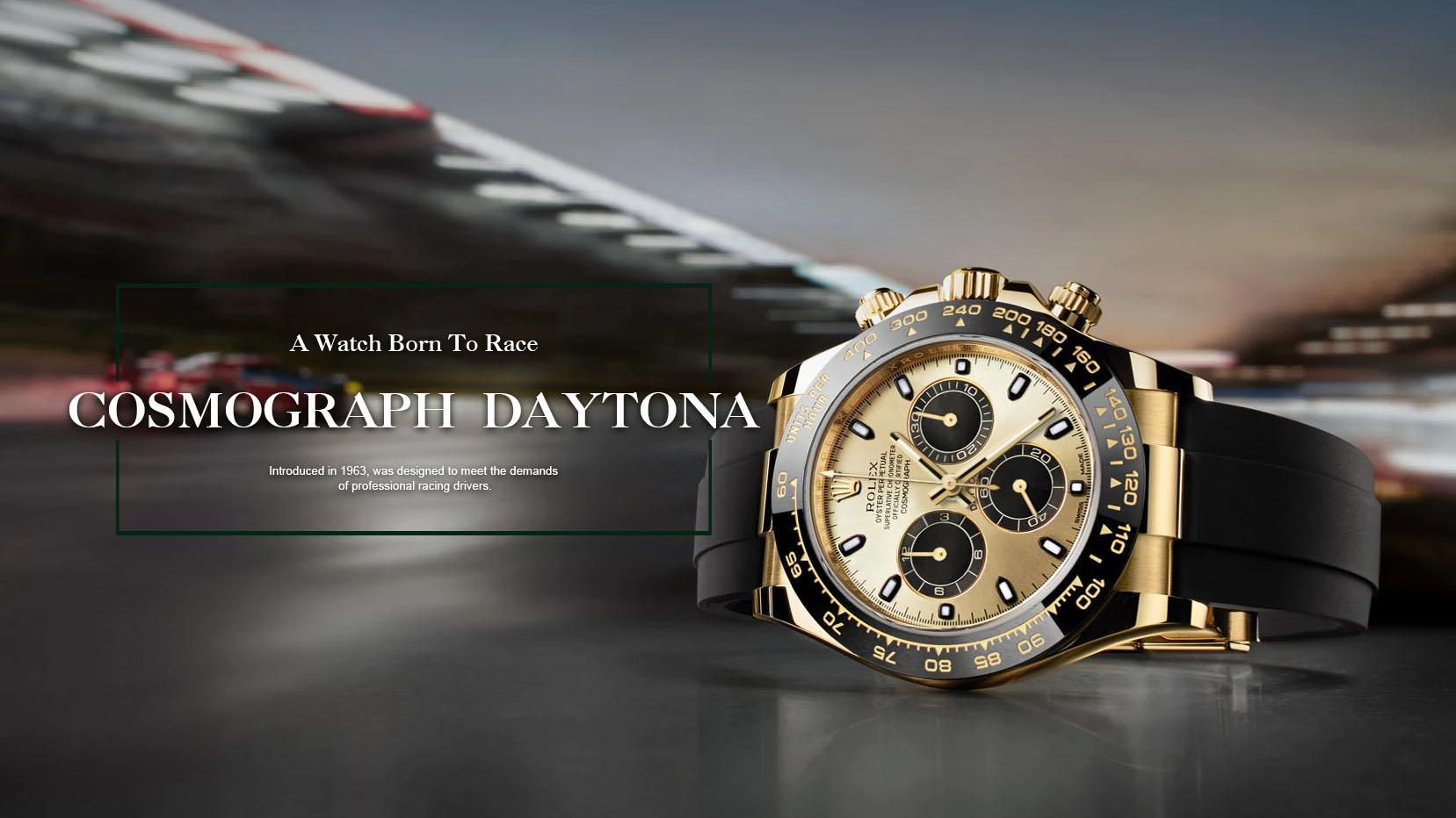 Rolex Daytona replicas sale
